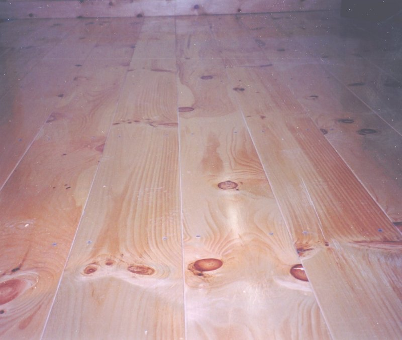 ... Wide Plank Flooring - Pine Flooring - Nova Scotia Timber Flooring