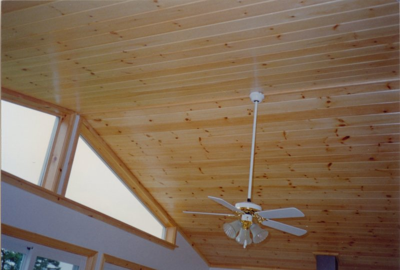 wood plank ceiling boards 2