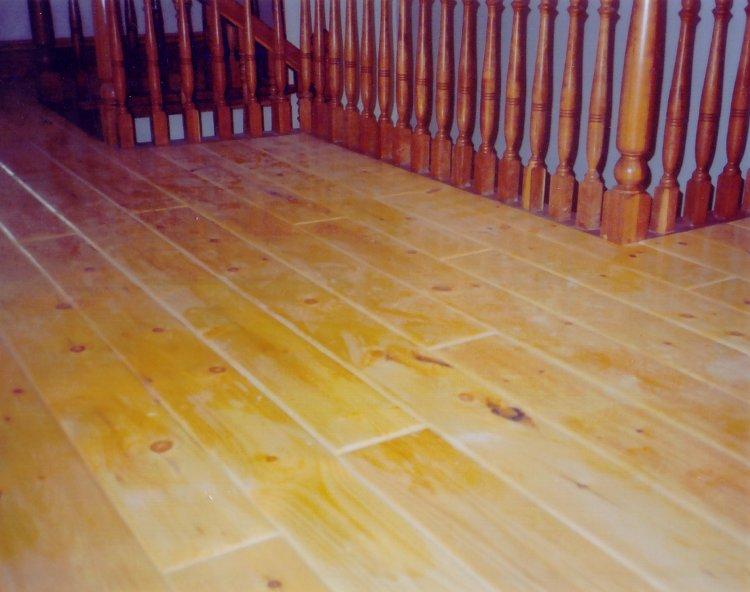 Newcombe S Original Wide Plank Flooring Gallery Of